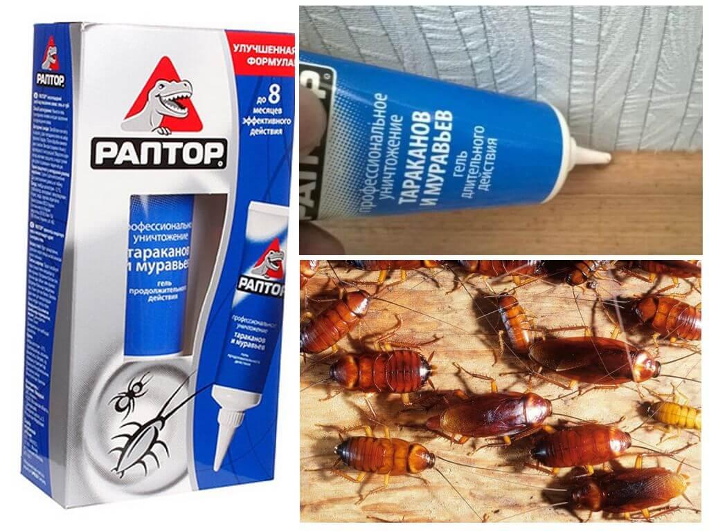 Раптор от тараканов в розетку